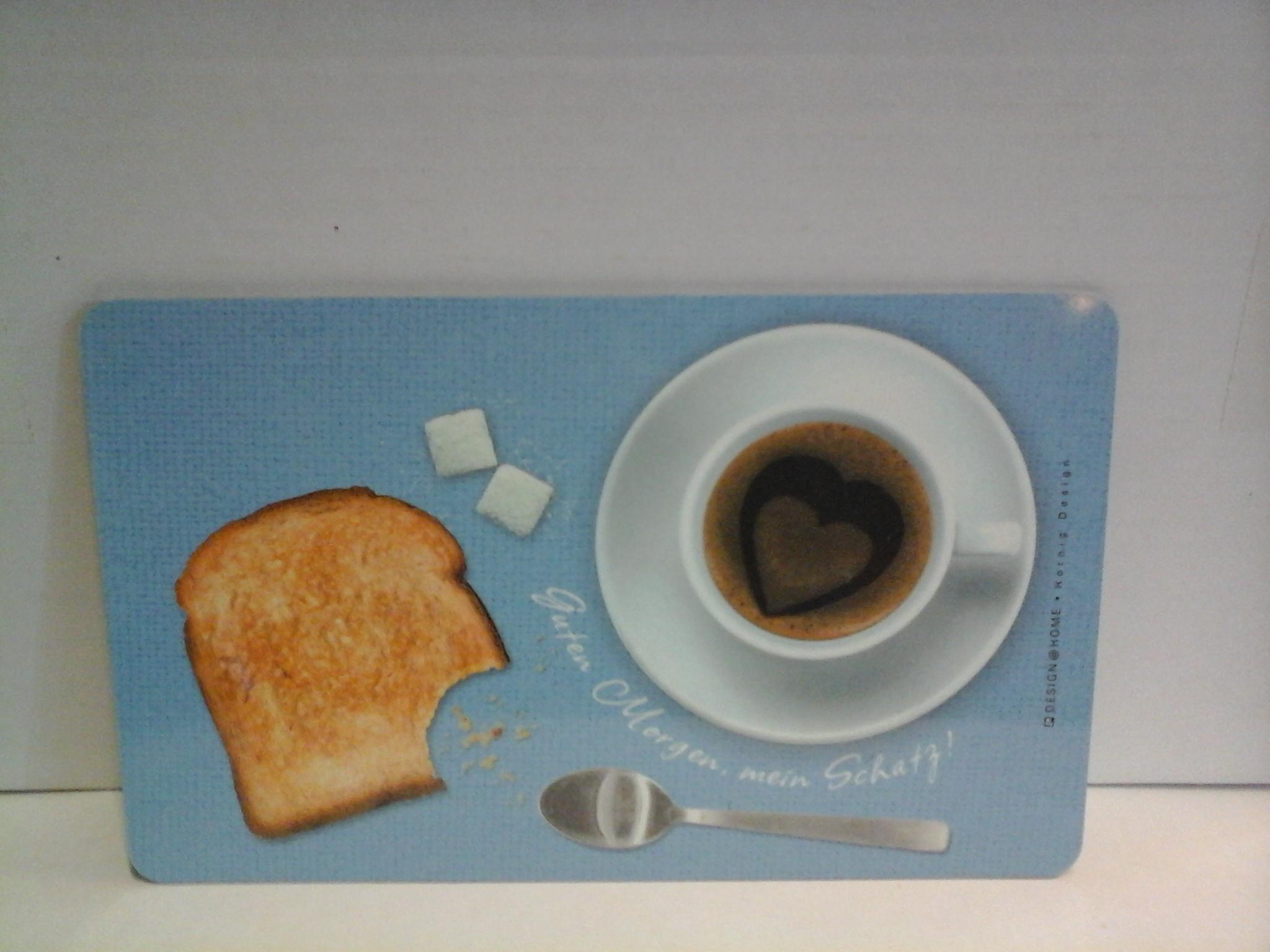 Frühstücksbrettchen Guten Morgen Mein Schatz